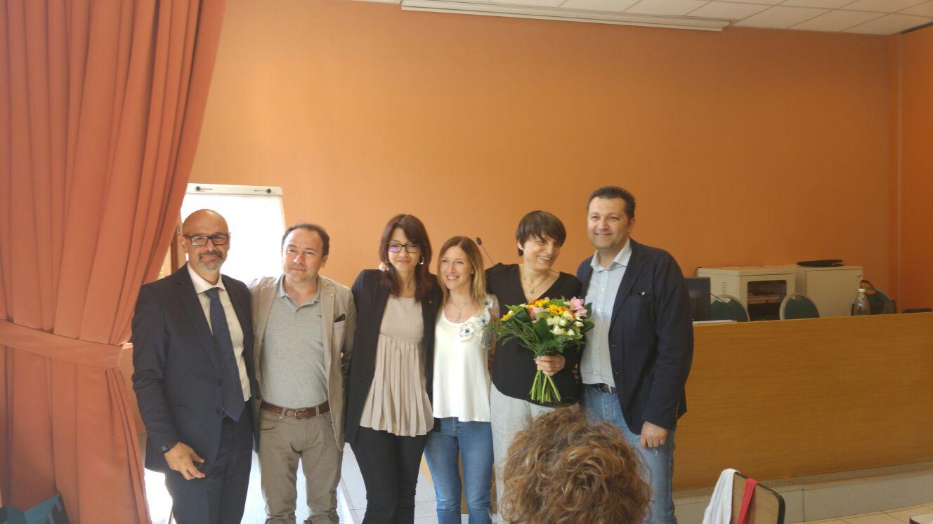 Elezione Andreoli Fp-Cgil Bologna 27 giugno 2016