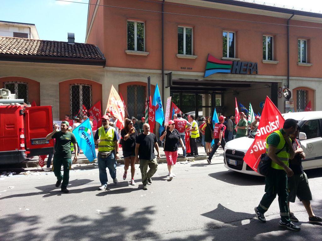 sciopero igiene amb 2 15 giugno 2016