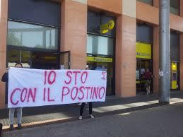 sciopero poste Bologna