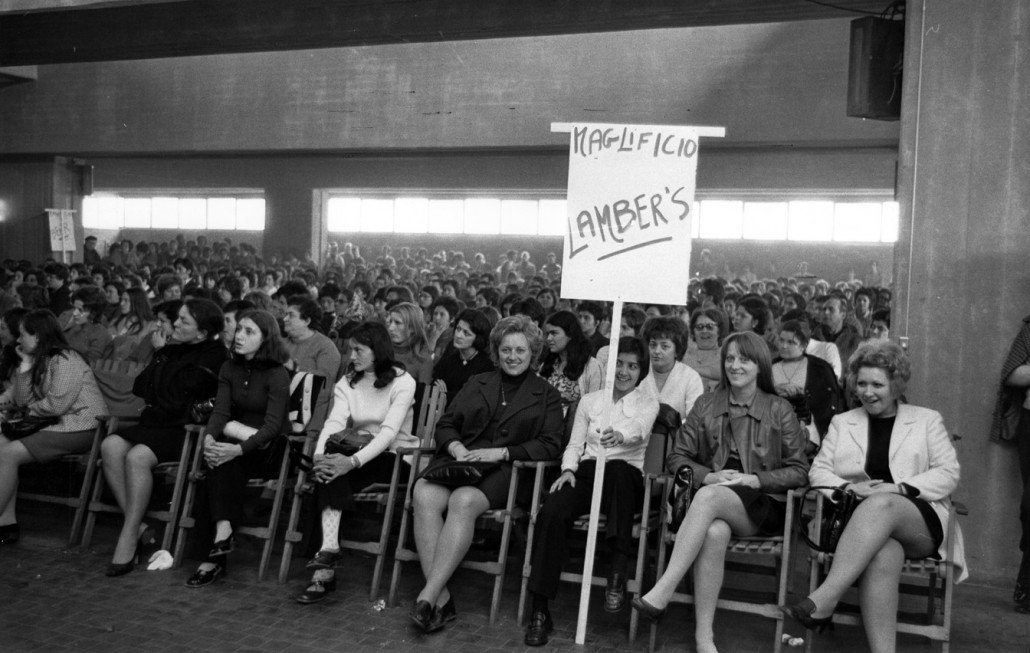 Donne e lavoro negli anni  70 - Cdlm Bologna 4ccf8f596184