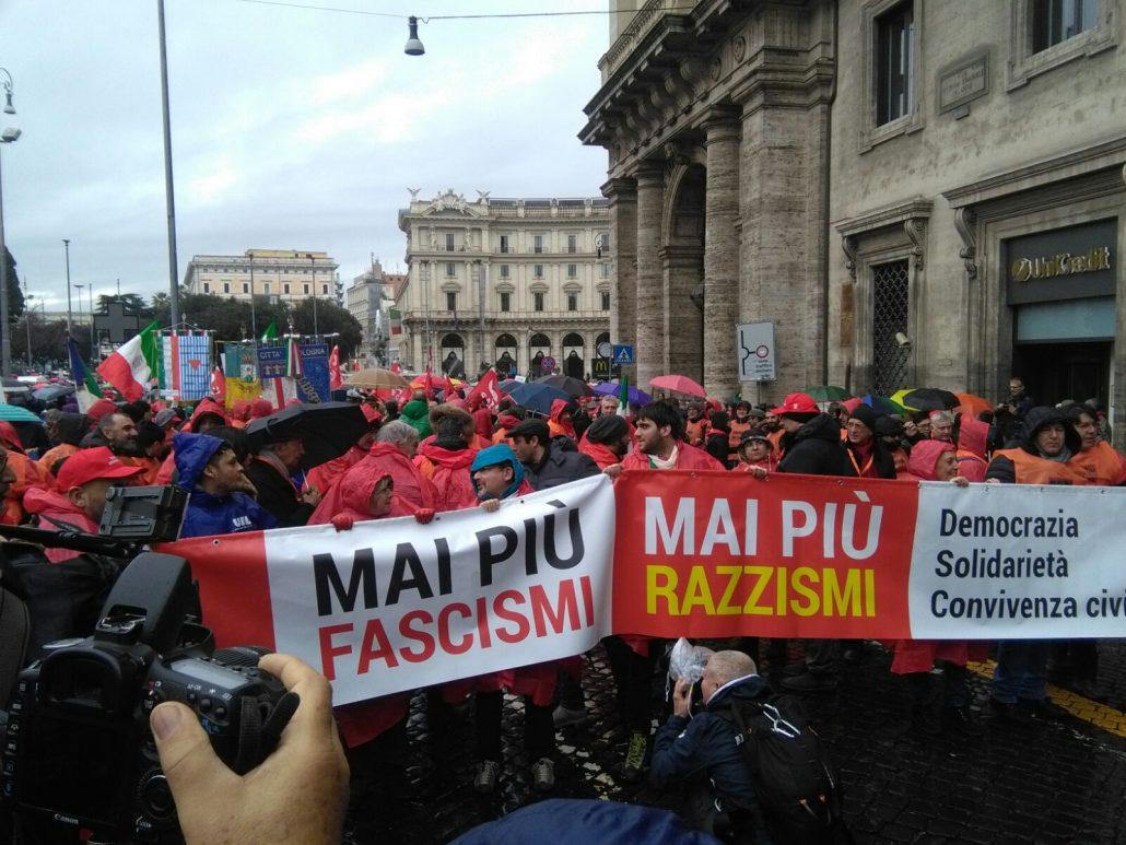 Maipiufascismi continua la raccolta firme cdlm bologna - La casa continua bologna ...